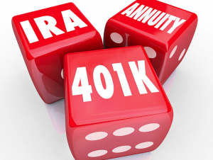 ira 401k and annuity